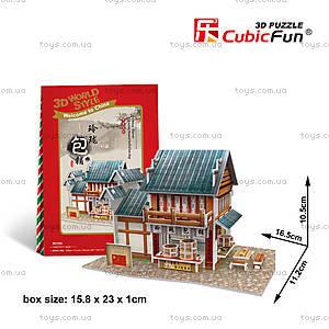 Головоломка-конструктор «Китай. Городской ресторанчик», W3132h