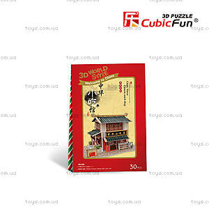 Головоломка-конструктор «Китай. Снек-магазинчик», W3129h, купить