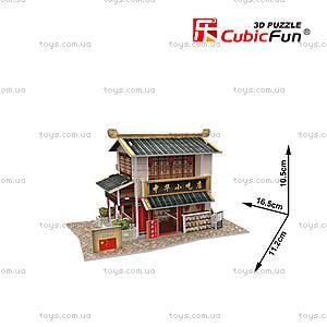 Головоломка-конструктор «Китай. Снек-магазинчик», W3129h, фото