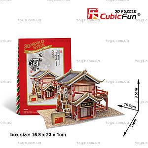 Головоломка-конструктор «Китай. Таверна», W3131h, цена