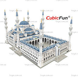 Головоломка-конструктор «Мечеть Султанахмет», MC203h