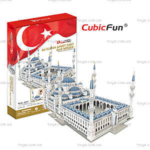 Головоломка-конструктор «Мечеть Султанахмет», MC203h, купить