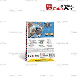 Объемная головоломка «Тайвань. Рыбный рынок», W3162h, отзывы
