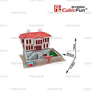Объемная головоломка «Турция. Традиционный дом», W3110h, фото