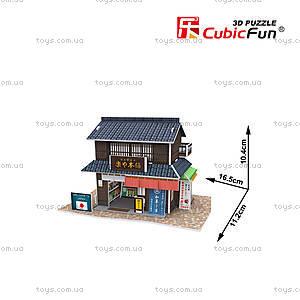 Объемная головоломка «Япония. Магазин сладостей», W3101h