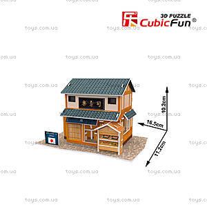 Объемная головоломка «Япония. Суши-ресторан», W3104h, отзывы
