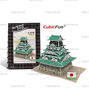 Трехмерный конструктор «Япония. Замок Осака», W3149h