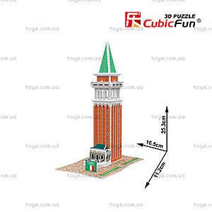 Объемный конструктор «Италия. Колокольня Святого Марка», W3116h, отзывы