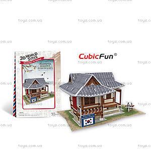 Трехмерный конструктор «Южная Корея. Городская резиденция», W3157h, купить