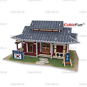 Трехмерный конструктор «Южная Корея. Ресторанчик», W3159h, фото