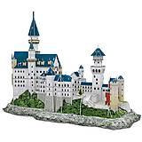3Д конструктор «Замок Нойшвайнштайн», обновленный, MC062h-2, отзывы