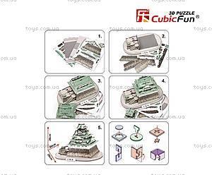 3Д конструктор «Замок Осака», MC175h, купить