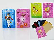 Цветная бумага «БАРХАТНАЯ», YL82020-8, купить