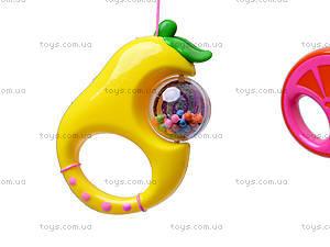 Цветная погремушка «Карусель», 2986/2987/298, фото