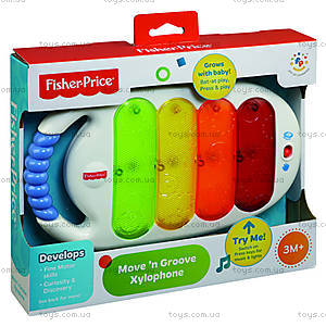 Цветной ксилофон Fisher-Price, BLT38