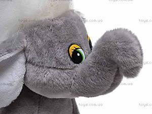 Цветной музыкальный слоник, S-JH3410, фото