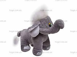 Цветной музыкальный слоник, S-JH3410