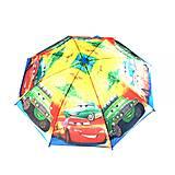 Цветной зонтик с машинками Тачки, CEL-261, фото