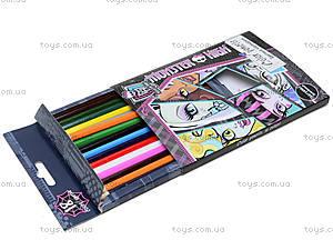 Цветные детские карандаши, 18 штук, MHBB-US1-1P-18, купить