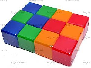 Цветные детские кубики, , отзывы