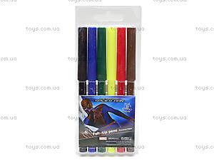 Цветные фломастеры Spiderman, SM4U-12S-1M-6