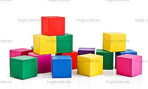 Цветные кубики для детей, 2323, купить