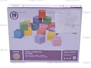 Цветные кубики для детей, 2323, цена