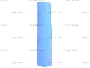 Цветные мелки для асфальта, 3 штуки, 400121, фото