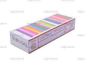 Цветные плашки, 28 деталей, 6675, фото