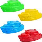 Цветные игрушки кораблики, 090