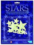 Цветные звезды светящиеся в темноте, 00-05241, купить