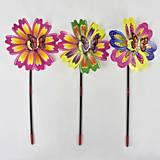 Цветочек с бабочкой - ветрячок, F22319, игрушки
