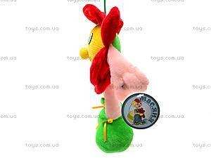 Музыкальная игрушка «Забавный цветок», S-WQ193, фото