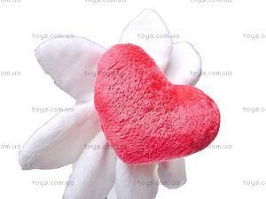 Цветок с сердечком, К186, фото
