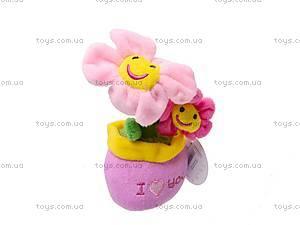Игрушечный цветок в вазоне, ABA58096A, купить
