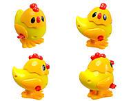 Игрушка цыпленок заводной, 768-12, купить
