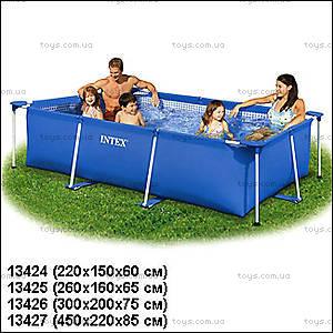 Дачный семейный бассейн, 58983