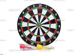 Игровой набор для дартса, 12556, купить