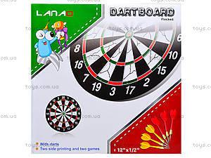 Игровой набор для дартса, 12556, отзывы