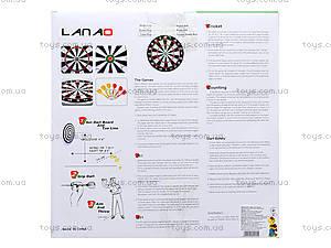 Игровой набор для дартса, 12556, цена