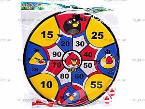 Дартс «Angry Birds», 361-A28, отзывы
