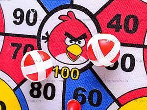 Дартс «Angry Birds», 361-A28, цена