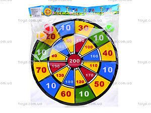 Дартс для детей на липучках, 3322, цена