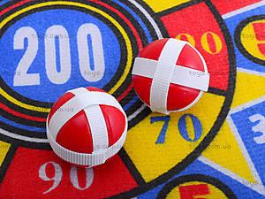 Дартс с мячиками, 32668-47, фото