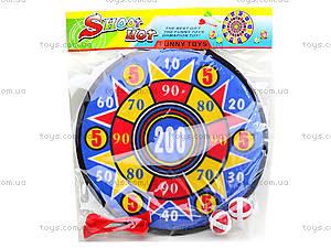 Дартс с мячиками, 32668-47