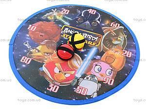 Дартс на липучках Angry Birds, 30-5, фото