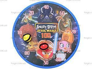Дартс на липучках Angry Birds, 30-5, отзывы