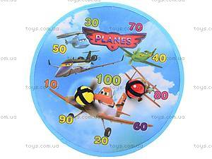 Дартс на липучках Planes, 30-8, фото