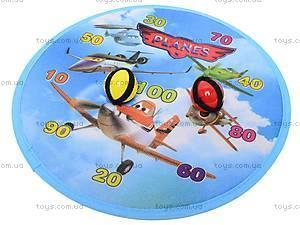 Дартс на липучках Planes, 30-8, цена