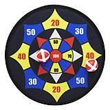 Дартс на липучках с мячиками , 803